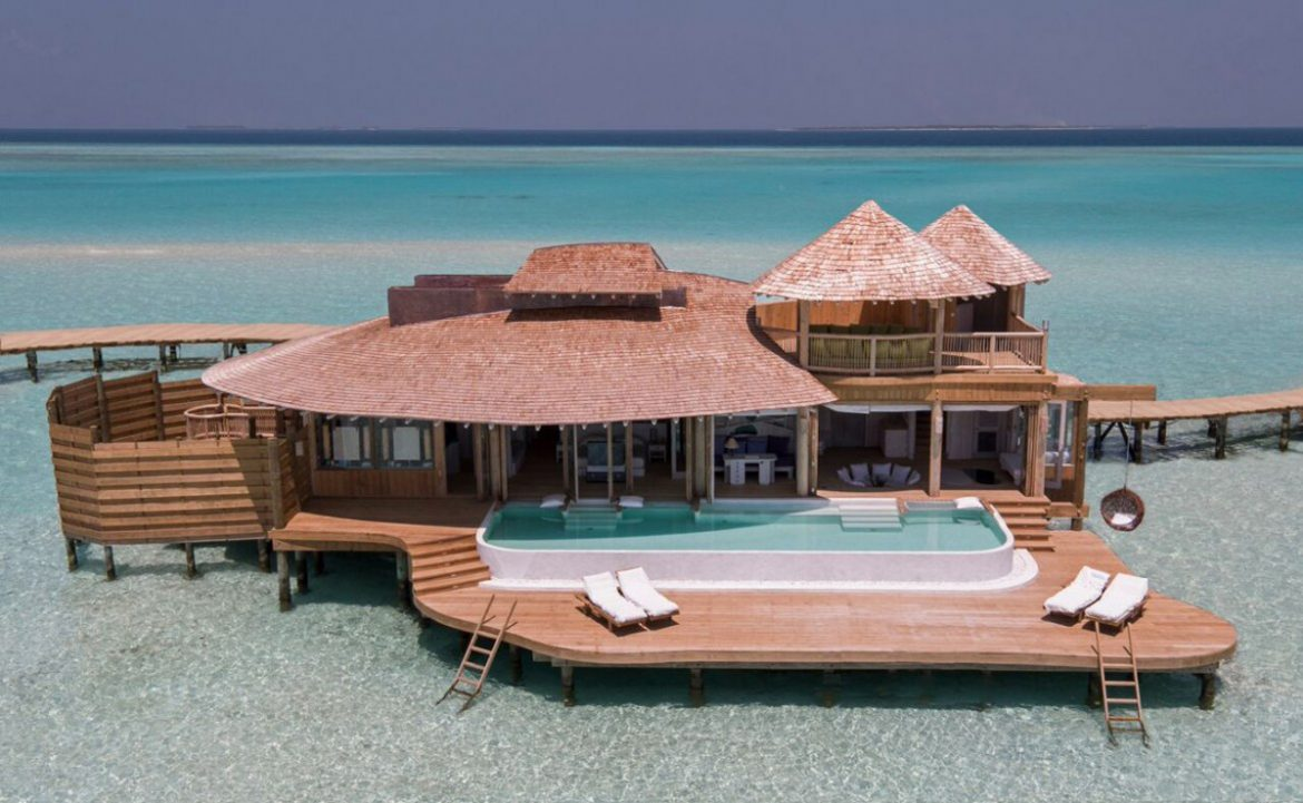 Soneva's New Resort in Maldives Will Opent Its Doors This October
