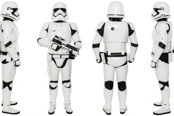 Star Wars: The Force Awakens Stormtrooper Costume by Anovos On Sale