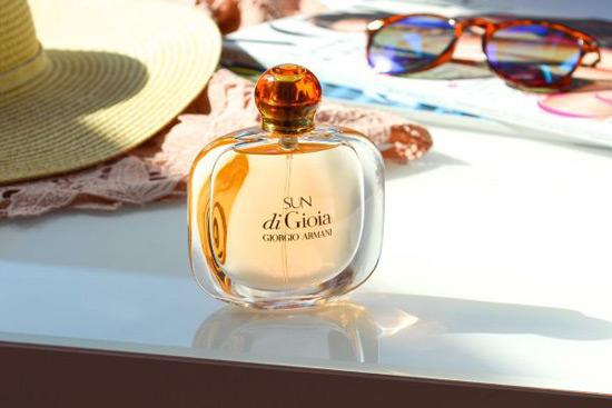 Giorgio Armani di Gioia Perfumes