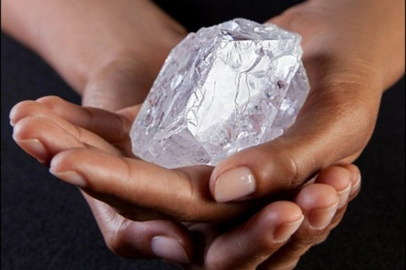 World's Largest Uncut Diamond