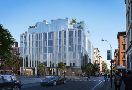 150 Rivington – New Luxury Condominium Project On Manhattan's Lower East Side