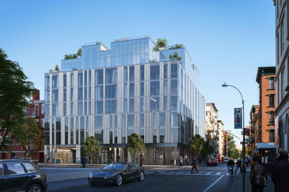 150 Rivington – New Luxury Condominium Project On Manhattan's Lower East Side