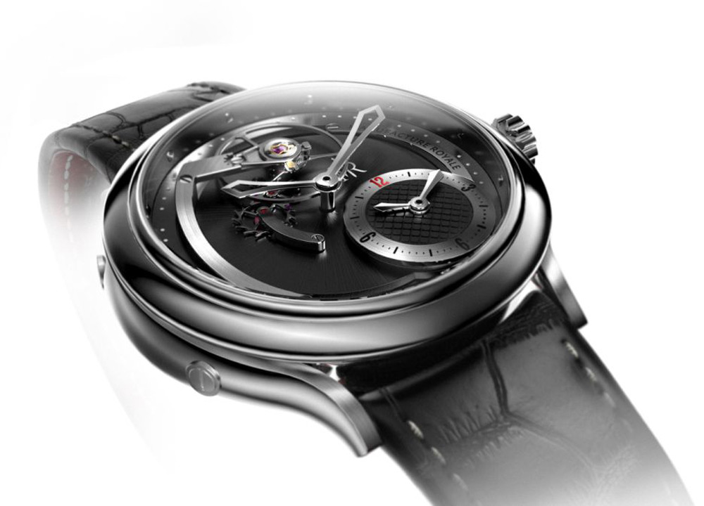 New 1770 Haute Voltige From Manufacture Royale
