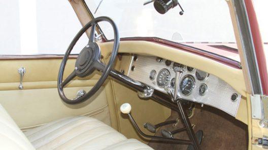 1933 Duesenberg Model J Sunroof Berline by Franay