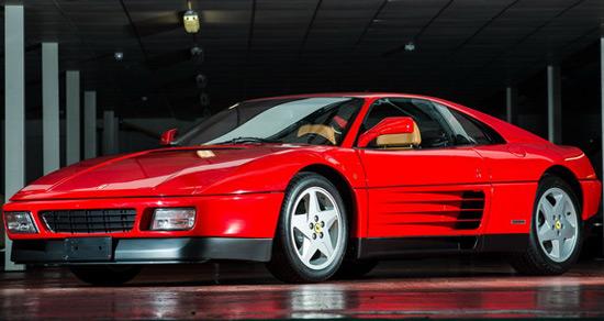 1990 Ferrari 348TB