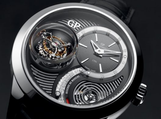 2016 Girard-Perregaux Haute Horlogerie Tri-Axis Tourbillion