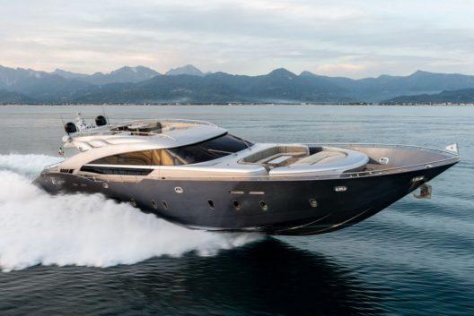 AB 100 Superyacht Spectre