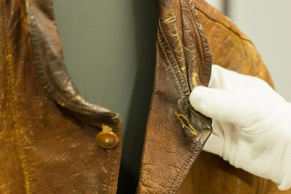 Albert Einstein's Leather Jacket Auctioned For $147,000! Levi's Set The Winning Bid