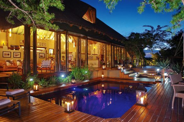 Luxury Tented Safari – Bayethe Lodge, Shamwari Game Reserve