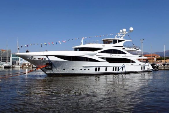 Benetti's Two Yachts To Debut At Monaco Yacht Show 2016