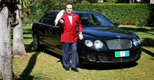 Brazilian Man Planned To Bury His Bentley