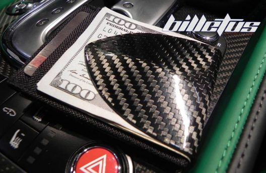 Billetus MAXX – Carbon Fiber Wallet