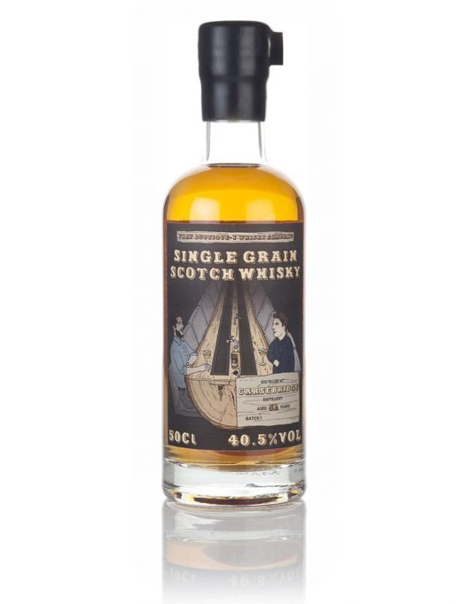 That Boutique-y Whisky Release 52 Year Old Single Grain Whisky
