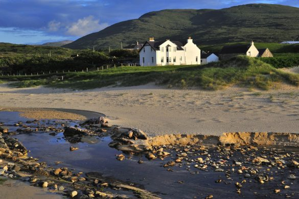 Borve Lodge - Enjoy All Beauties Of Scottish Island of Harris