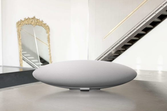 Bowers & Wilkins Zeppelin Wireless Now Available In White