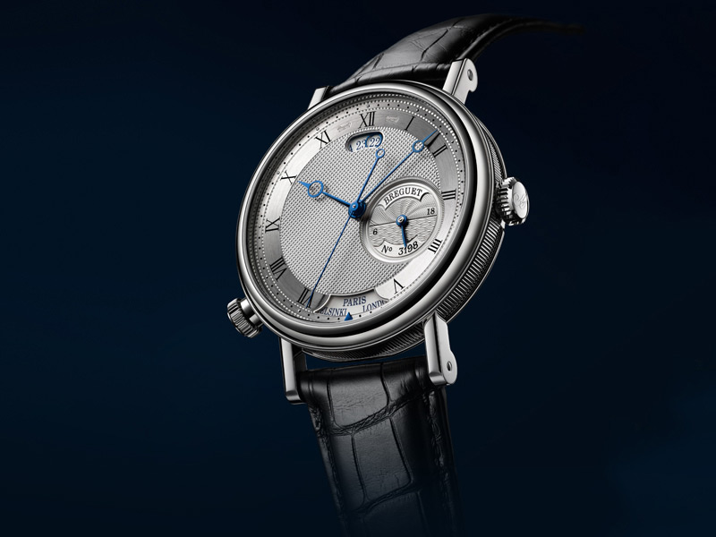 Breguet Hora Mundi Watch