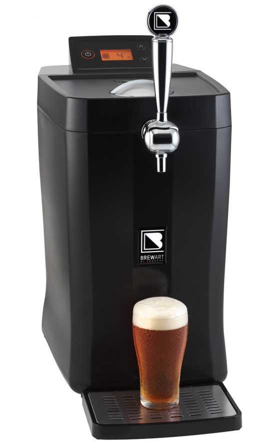 BrewArt - World's First Fully Automated Personal Brewing System