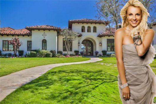 Britney Spears' Thousand Oaks Villa