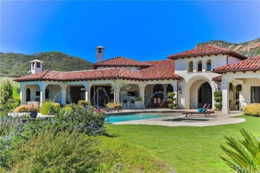 Britney Spears' Thousand Oaks Villa