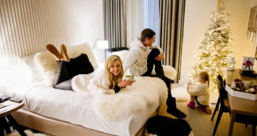 Hilton Teamed Up With UGG Australia To Offer Christmas in July