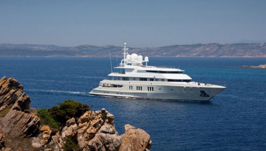 First Time This Summer Coral Ocean Superyacht Available for Charter