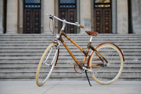 Craft Bicycle's Premium Bamboo Bikes