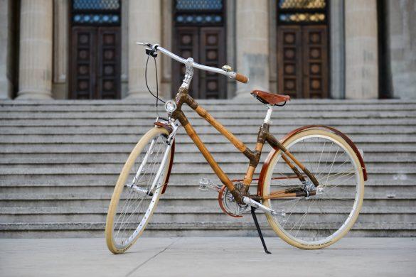 Craft Bicycle's Premium Bamboo Bikes