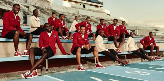 Christian Louboutin Designs Uniforms For Cuba's Olympic Team