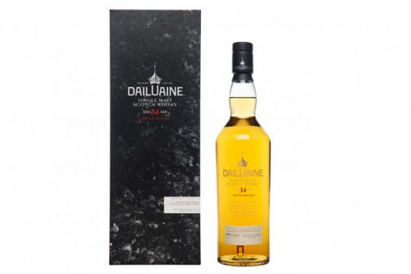 Dailuaine 34-Year-Old Single Malt Scotch Whisky