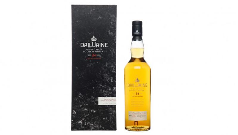 Dailuaine 34-Year-Old Single Malt Scotch Whisky