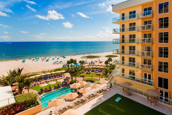 Florida Pompano Beach Hotels
