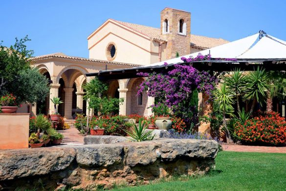 Magnificent Fortified Sicilian Manor Estate Could Be Yours For €10 Million