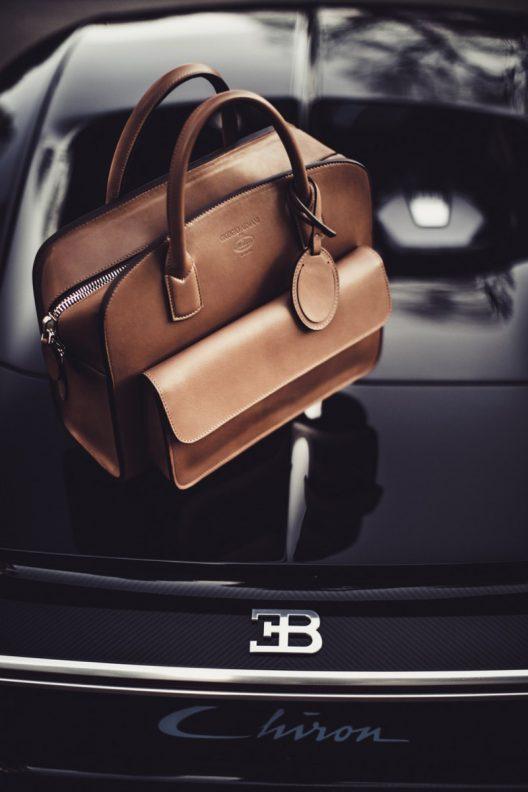Giorgio Armani's Limited Edition Capsule Collection for Bugatti