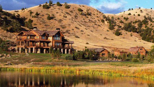 Magnificent Grey Cliffs Ranch, Madison Valley