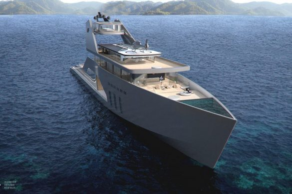 Hareide Design Superyacht