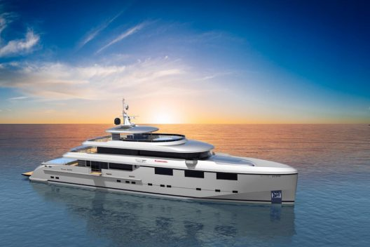 Heysea Yachts' New 47m Superyacht Concept