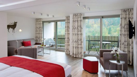 Hotel Traube Tonbach in Baiersbronn