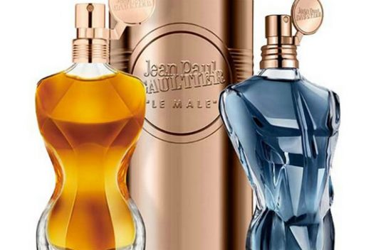 jean paul gaultier reinvents le male and classique parfums. Black Bedroom Furniture Sets. Home Design Ideas