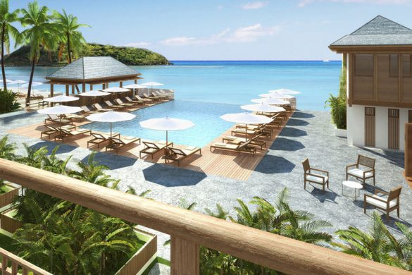 Le Barthélemy - St. Barth's Newest Hotel Opens In October