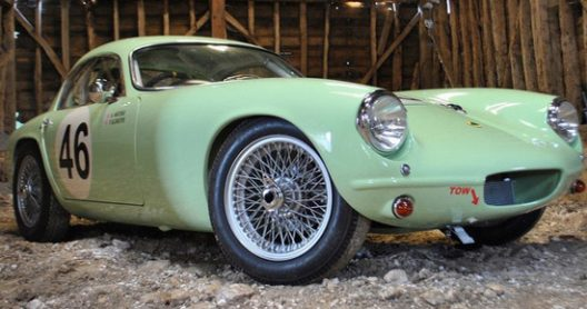 Lotus Elite Series I