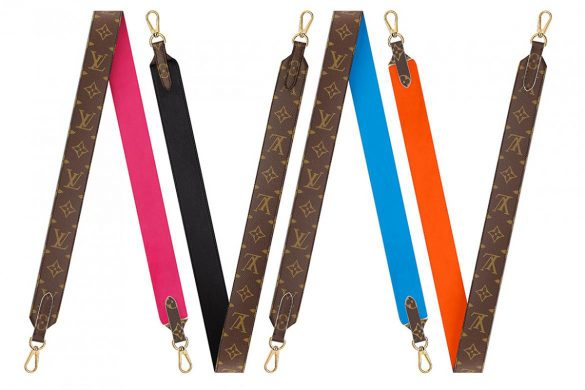 Louis Vuitton's Bag Straps Will Cost You $500!