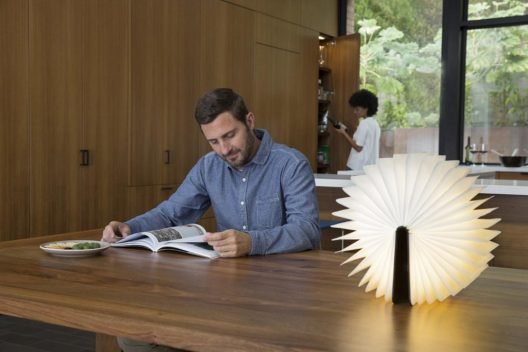 Lumio - Unique And Modern Book Lamp