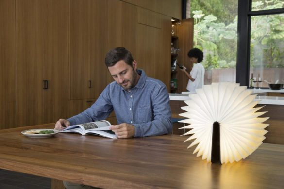Lumio - Unique And Modern Book Lamp