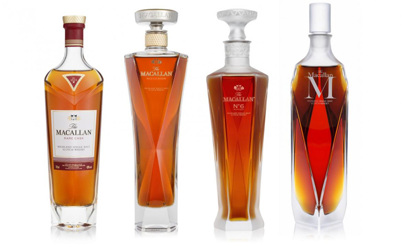 Reflexion and No. 6 - Macallan's New Addition To 1824 Masters Series