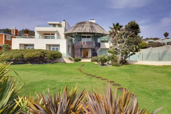 Frank Gehry-Designed Malibu Beach Estate Is Up For Sale Once Again For $33.9 Million
