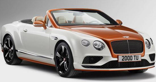 Mulliner Bentley Continental GT V8 S Cabrio