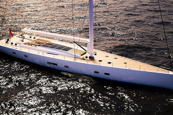 Nadir Sailing Yacht - Beautiful New Racer-Cruiser