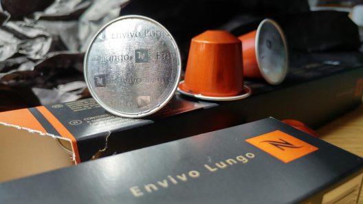 Envivo Lungo - Nespresso's Latest Blend