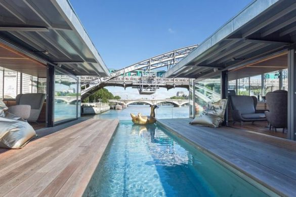 OFF Paris Seine – Paris' First Floating Hotel