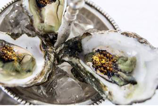 Celebrate World Oyster Day With a $47,000 Pearl Themed Date